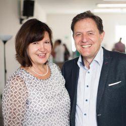 Ewa und Volkmar Hagen