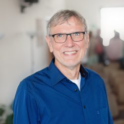 Pastor Armin Müller